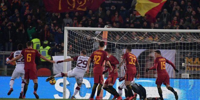Coppa Italia, ottavi: Roma-Torino 1-2, giallorossi al palo ed ecco la sorpresa!