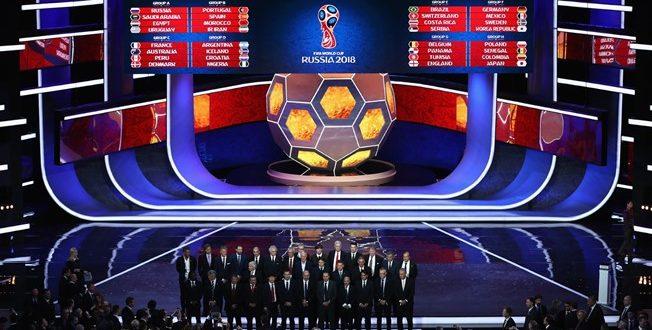 Mondiale Russia Calendario.Calendario Mondiali 2018 La Guida Di Mondiali Net