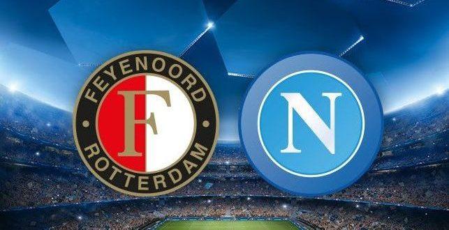 Champions, il Napoli cerca la qualificazione contro il Feyenoord