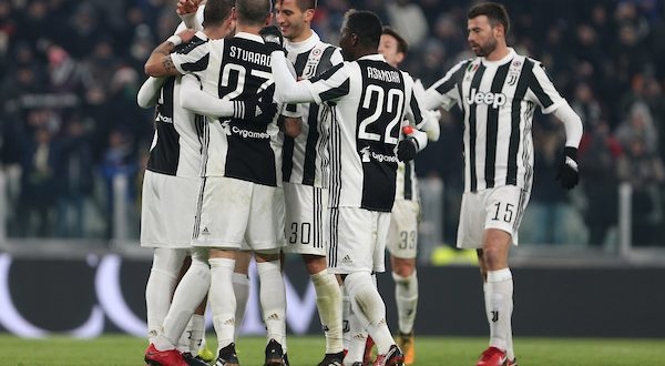 Juventus forza sette: bianconeri di nuovo campioni d'Italia!