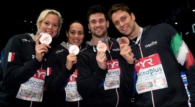 Nuoto, Europei 2017: tre nuove medaglie azzurre nella quarta giornata