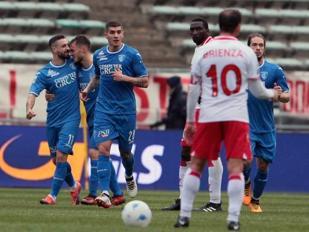 Serie B, 23ª giornata: Palermo, testa-coda e rilancio; l'Empoli cappotta il Bari