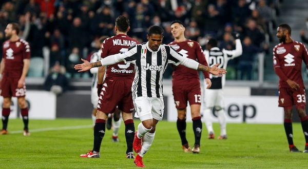 Coppa Italia, quarti: Juventus-Torino 2-0, Signora per la 4ª volta in semifinale!
