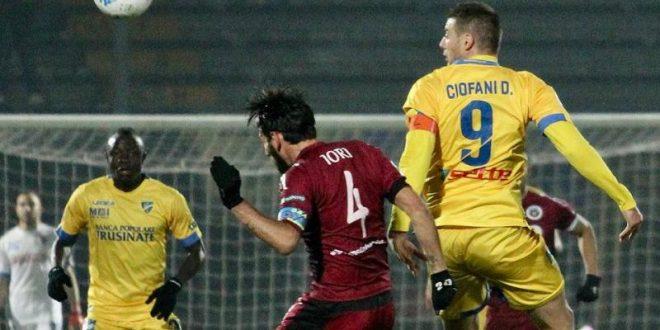 Serie B, 23ª giornata: Cittadella-Frosinone 1-2, i ciociari rilanciano in vetta