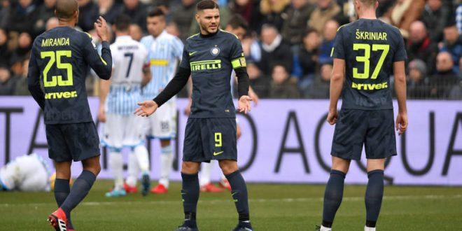 Serie A, 22ª giornata: Spal-Inter 1-1, i nerazzurri non sanno più vincere