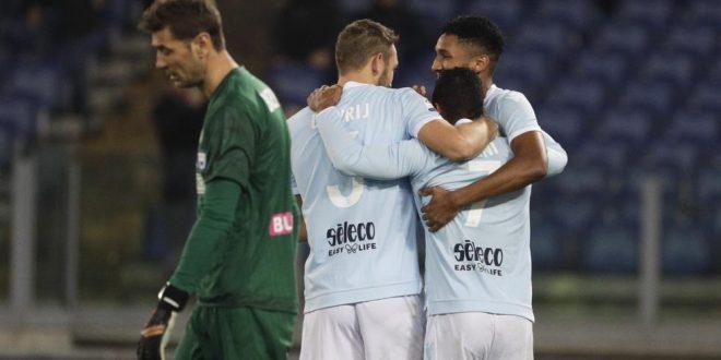 Serie A, recupero 12ª giornata: Lazio-Udinese 3-0, biancocelesti sempre più terzi