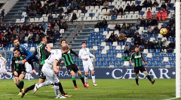 Serie A, 22ª giornata: Sassuolo-Atalanta 0-3, la Dea da sballo rivede l'Europa