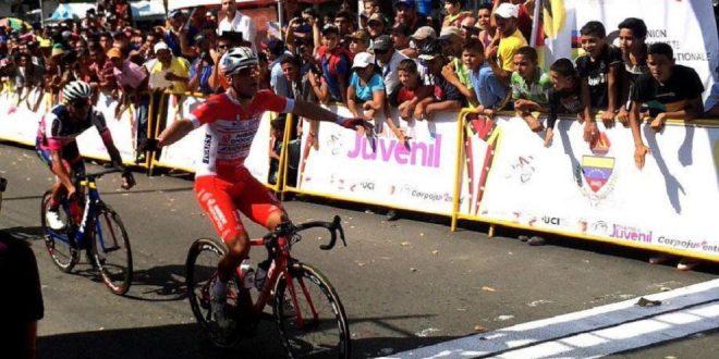 Vuelta al Tachira 2018, subito Androni: Malucelli vince la prima tappa
