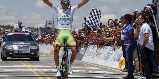 Vuelta a San Juan 2018, sorpresa Najar sull'Alto Colorado
