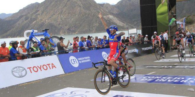 Vuelta a San Juan 2018, sorpresa Villalobos