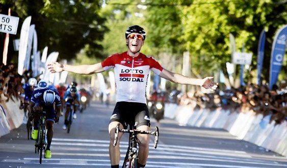 Vuelta a San Juan 2018, fuga vincente di Jelle Wallays