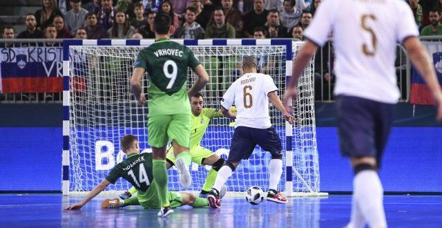 Euro Futsal 2018, è debacle Italia: la Slovenia vince, azzurri fuori!
