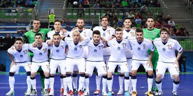 Euro Futsal 2018: l'Italia rimonta, è 1-1 con la Serbia