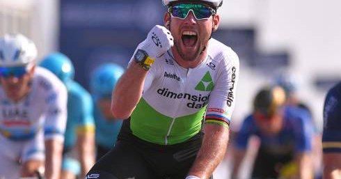 Dubai Tour 2018, torna alla vittoria Mark Cavendish. Viviani nuovo leader