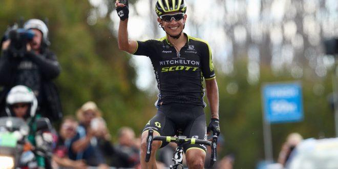 Esteban Chaves torna a vincere: a segno all'Herald Sun Tour