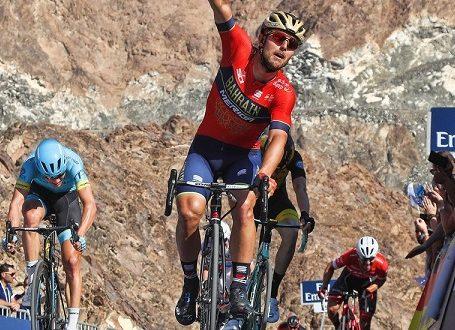 Dubai Tour 2018, eccezionale Colbrelli nella tappa regina
