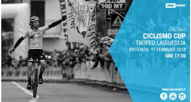 Ciclismo Cup 2018, Trofeo Laigueglia in streaming su Mondiali.net