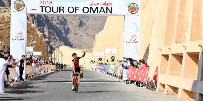 Tour of Oman 2018, si sveglia Van Avermaet