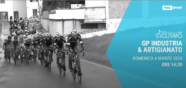 Ciclismo Cup, GP Industria e Artigianato-Larciano 2018 in diretta streaming su Mondiali.net