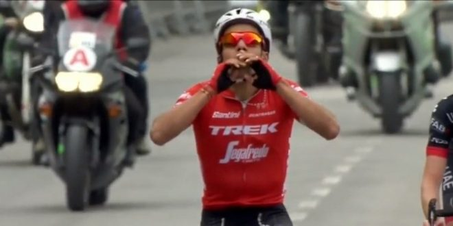 Giro della Catalogna 2018, Pantano centra il bersaglio grosso