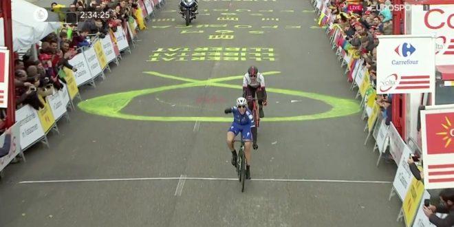 Giro della Catalogna 2018, ancora la fuga: primo Schachmann