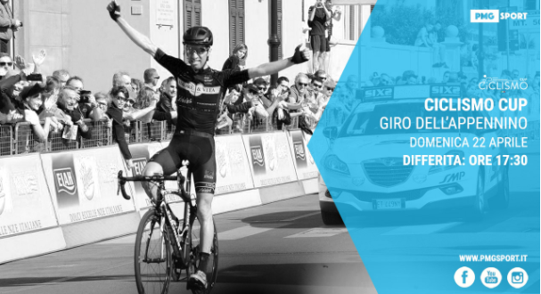 Ciclismo Cup, Giro dell'Appennino 2018 in streaming su Mondiali.net