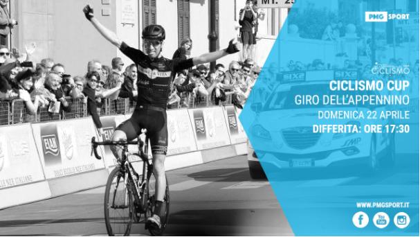 Ciclismo Cup, Giro dell'Appennino 2018 in streaming su Mondiali.net