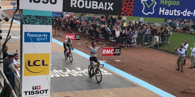 Parigi-Roubaix 2018, altro che Inferno del Nord: per Sagan è il Paradiso!
