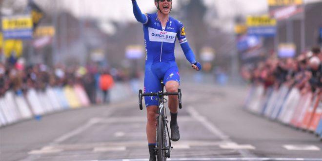 Giro delle Fiandre 2018, imperioso Terpstra: assolo trionfale a Oudenaarde!