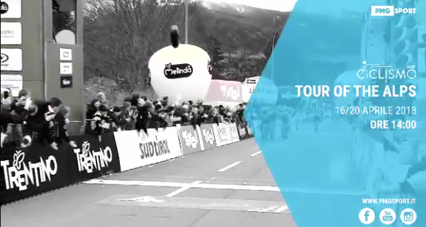 Ciclismo Cup, Tour of The Alps 2018 in diretta streaming su Mondiali.net