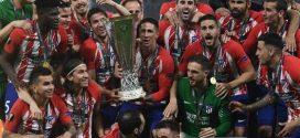 Europa League 2018, è trionfo Atletico Madrid: secco 3-0 al Marsiglia