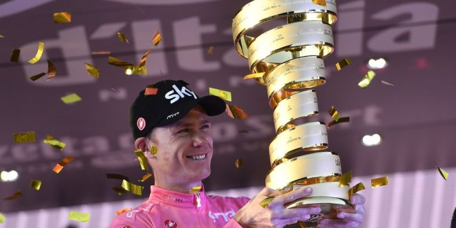 Giro d'Italia 2018, vincitori e vinti