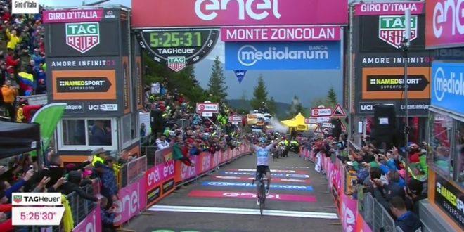 Giro d'Italia 2018, Froome – Yates: dominio britannico sullo Zoncolan