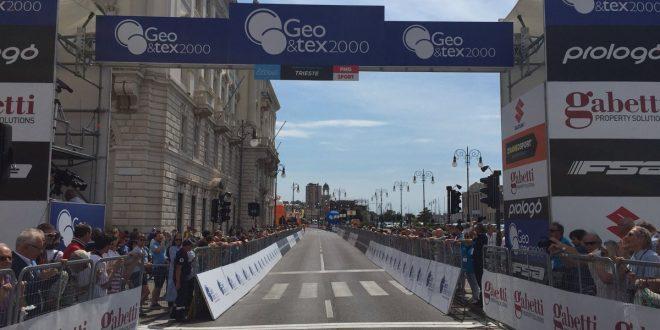 Adriatica Ionica Race 2018, a Trieste festeggiano Viviani (tappa) e Sosa (generale)