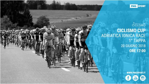 Ciclismo Cup, Adriatica Ionica Race 2018 in streaming su Mondiali.net