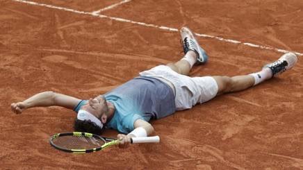 Storico Cecchinato: mette Ko Djokovic e va in semifinale al Roland Garros 2018!