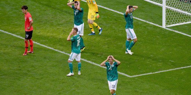 È Fatal Corea: Germania fuori dai Mondiali di Russia 2018