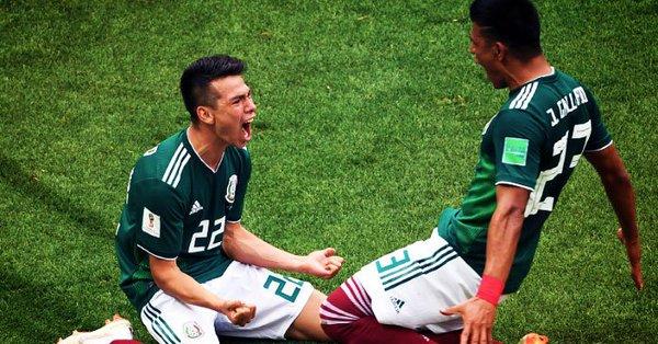 Mondiali Russia 2018, flop Germania: Messico passa 1-0. Brasile bloccato dalla Svizzera