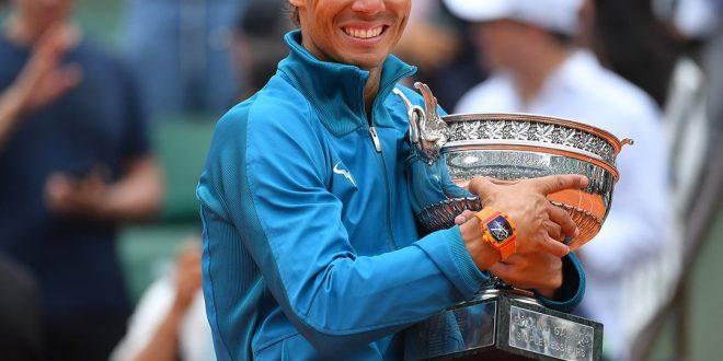 Roland Garros 2018, undicesimo trionfo per Rafa Nadal!