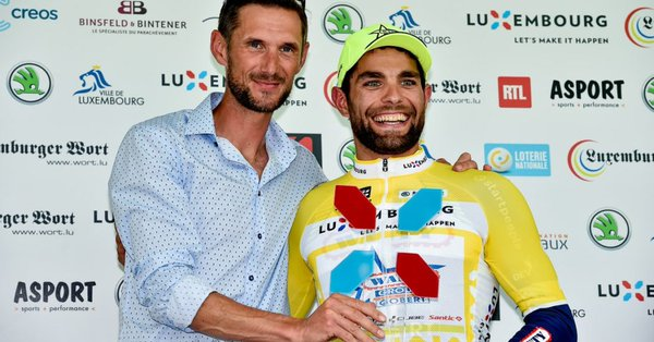 Andrea Pasqualon trionfa al Giro del Lussemburgo 2018