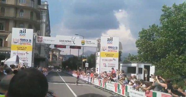 Pernsteiner vince il GP Lugano 2018