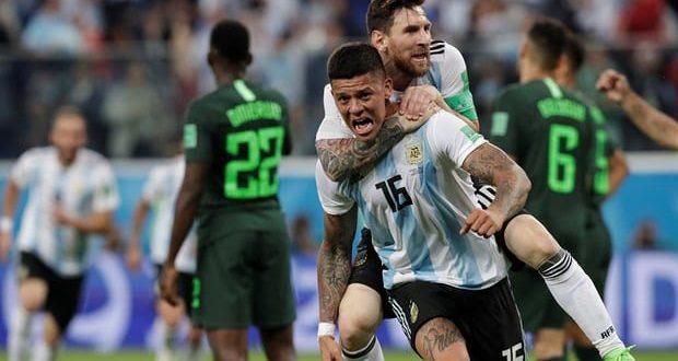 Mondiali Russia 2018, Argentina avanti col brivido: ottavi con la Francia