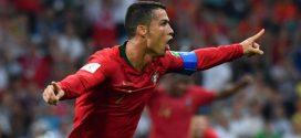 Mondiali Russia 2018, tris di Ronaldo ferma la Spagna: è 3-3!