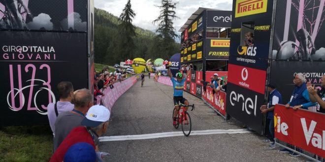 Giro d'Italia U23 2018, è ancora Colombia: successo di Rubio a Folgarida