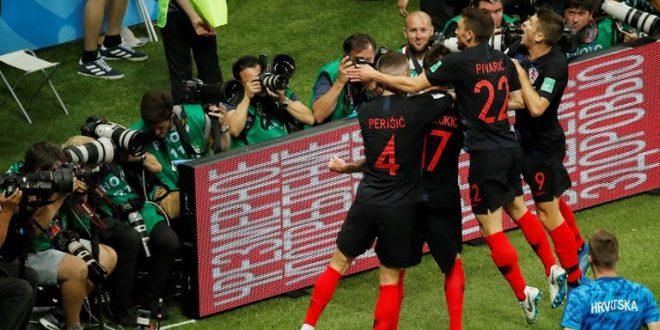La Croazia doma i 'leoni' inglesi: è finale ai Mondiali di Russia 2018