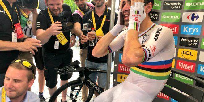 Thomas, ce l'hai fatta: è tuo il Tour de France 2018. Dumoulin re del tempo