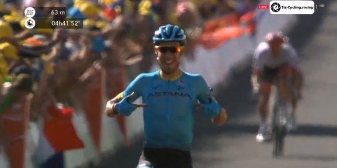 Tour de France 2018, successo di Fraile a Mende