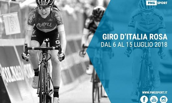Giro d'Italia Rosa 2018 in streaming su Mondiali.net