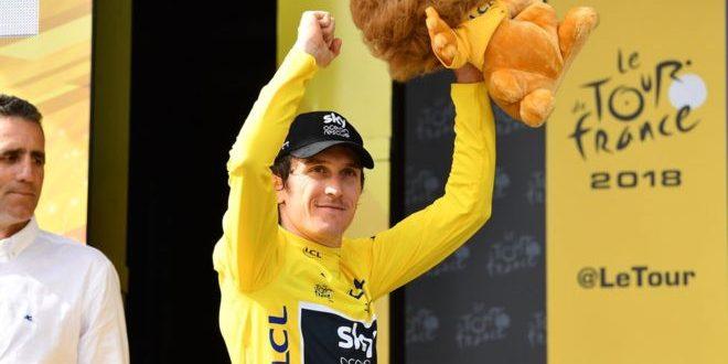 Parigi incorona Thomas, trionfatore del Tour de France 2018. Kristoff sfreccia sui Campi Elisi