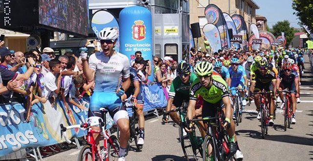 Campenaerts campione europeo a crono. Kwiatkowski comanda in Polonia, Italia sugli scudi a Burgos